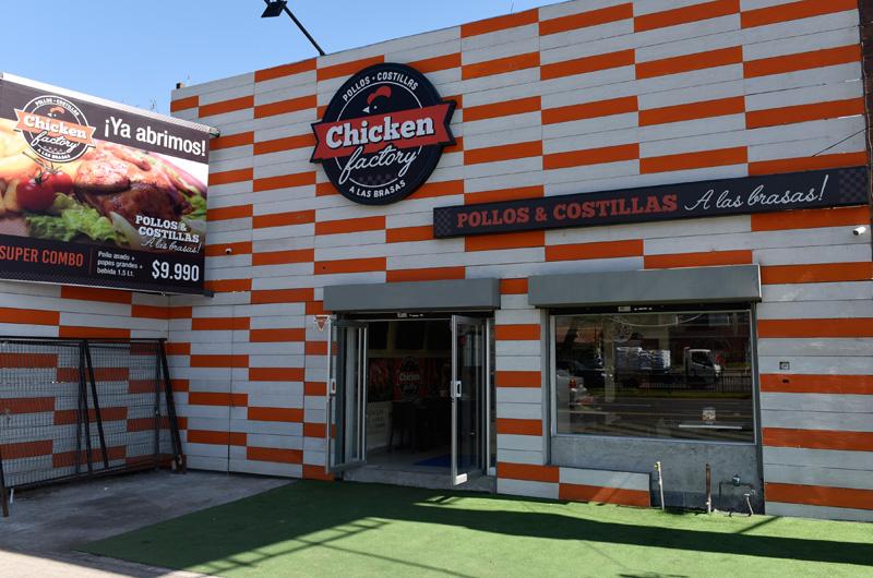 Implementación Locales Chicken Factory